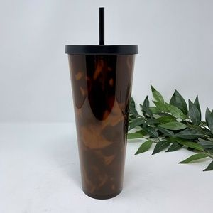 Starbucks Dining - NEW Starbucks 2019 Fall Tortoise 24 Ounce Tumbler